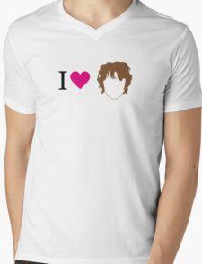 I love Bilbo Mens V-Neck T-Shirt
