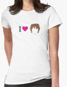 I love Bilbo Womens Fitted T-Shirt