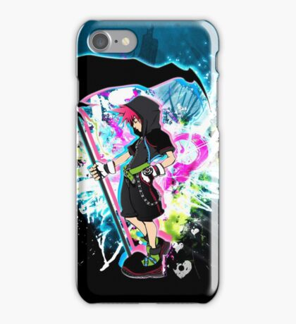 Kingdom Hearts-Sora! iPhone Case/Skin