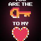 The Key to My Heart by DJKopet