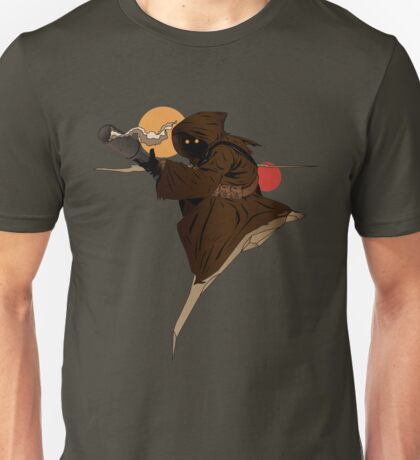 Scavenger of The Twin Sun Dunes Unisex T-Shirt