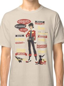 Keith Quotes Classic T-Shirt