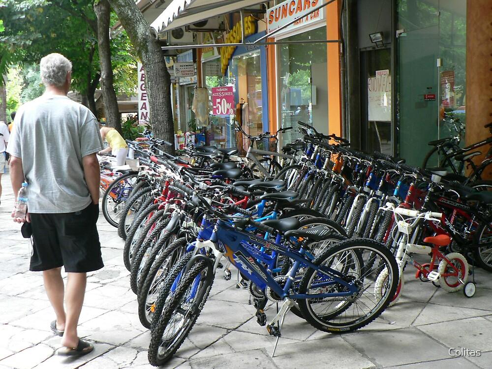 Bike reunion by Colitas