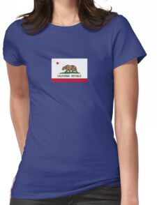 California iPhone Case Womens Fitted T-Shirt