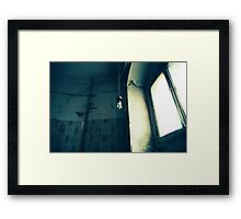 at last we meet #2 Framed Print