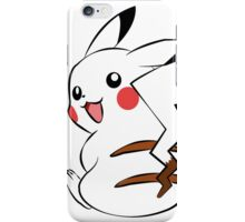 Minimal Pikachu iPhone Case/Skin