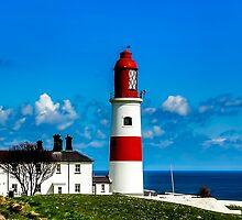 Souter Lighthouse by Trevor Kersley
