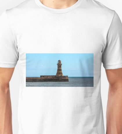 Roker Pier and Lighthouse T-Shirt