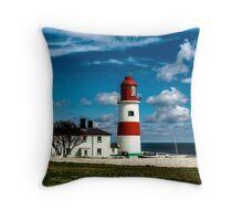 The Lighthouse Throw Pillow
