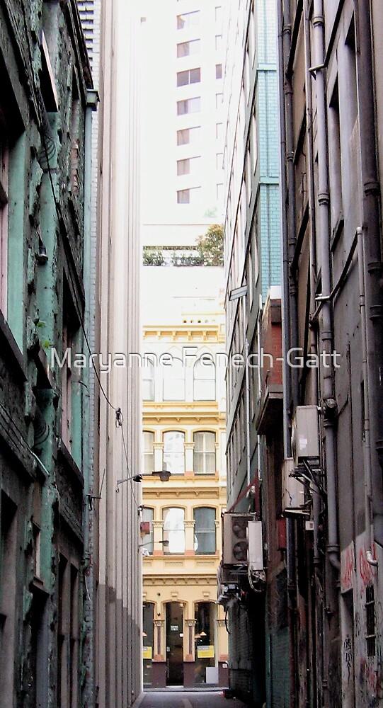 Looking Through by Maryanne Fenech-Gatt