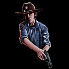 Carl Grimes - The Walking Dead by uberdoodles