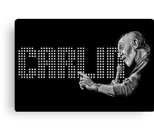 George Carlin - comedy legend Canvas Print