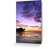 Hervey Bay Greeting Card