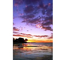 Hervey Bay Photographic Print