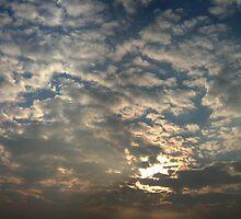 cloudscape 1 by Devan Foster