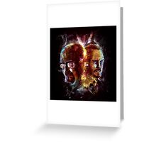 Chemisty2 - Walter White and Jesse Pinkman Greeting Card