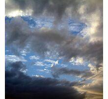 cloudscape 6 Photographic Print