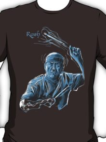 Neil Peart from Rush T-Shirt