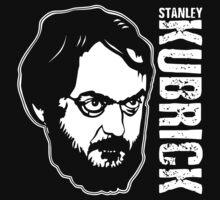 Stanley Kubrick - A Clockwork Orange - Dr. Strangelove by createdezign