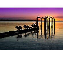 Port Phillip Bay Photographic Print