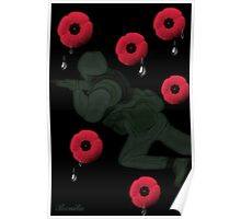 ❤ † ❤ †LEST WE FORGET MEMORIAL DAY DEDICATION TAKE TIME TO REMEMBER & RELFECT HUGS--PICTURE & OR CARD❤ † ❤ † Poster
