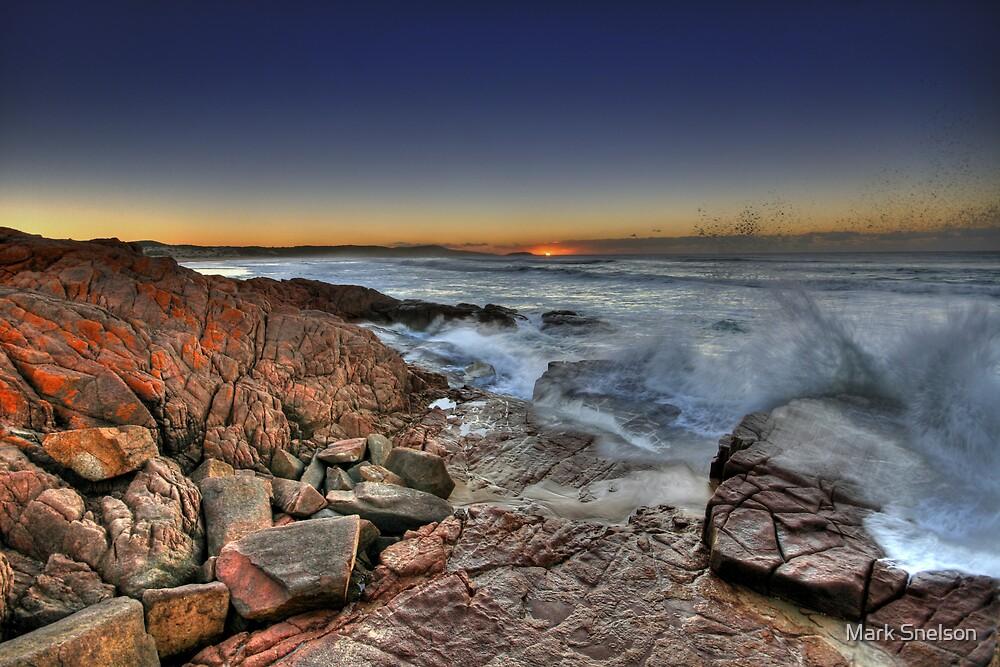 One Mile Beach Sunrise 2 by Mark Snelson