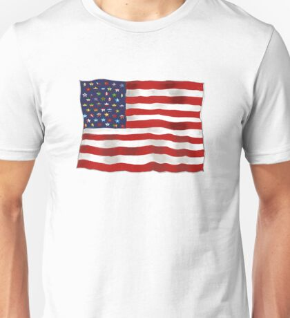 United States of All Unisex T-Shirt