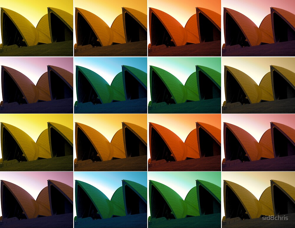 The Colours of Opera by sid8chris