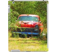 Abandonded 1963 Chrysler iPad Case/Skin