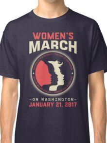 Women's March WASHINGTON Classic T-Shirt