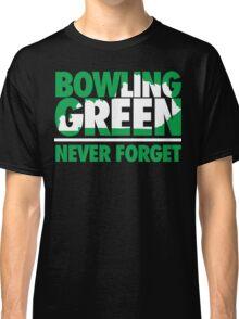 Bowling Green Massacre (Green/White) Classic T-Shirt
