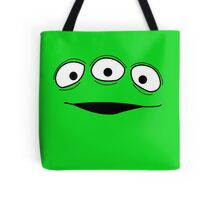 Pizza Planet Alien Tote Bag