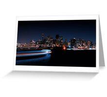 Earth Hour Greeting Card