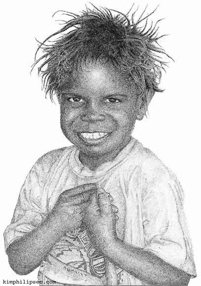 Australian Girl by kim philipsen