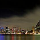 Sydney Harbour Bridge 2006 by Christopher Chan