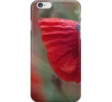 One minute of silence ...... iPhone Case/Skin