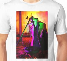 The Rainbow Witch Unisex T-Shirt
