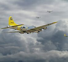 B17 - Rocky Road Home by warbirds