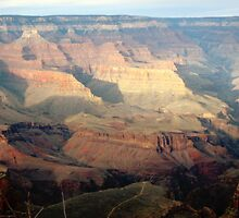 Grand Canyon by VodkaGurlie