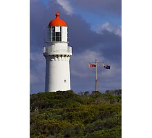 Cape Schanck Lighthouse Photographic Print