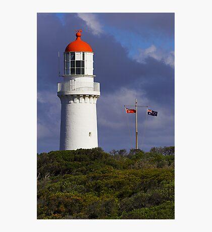 Cape Schanck Lighthouse Photographic Print