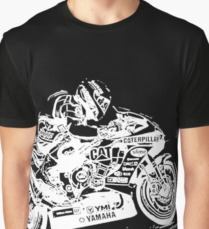 Front Straight Graphic T-Shirt