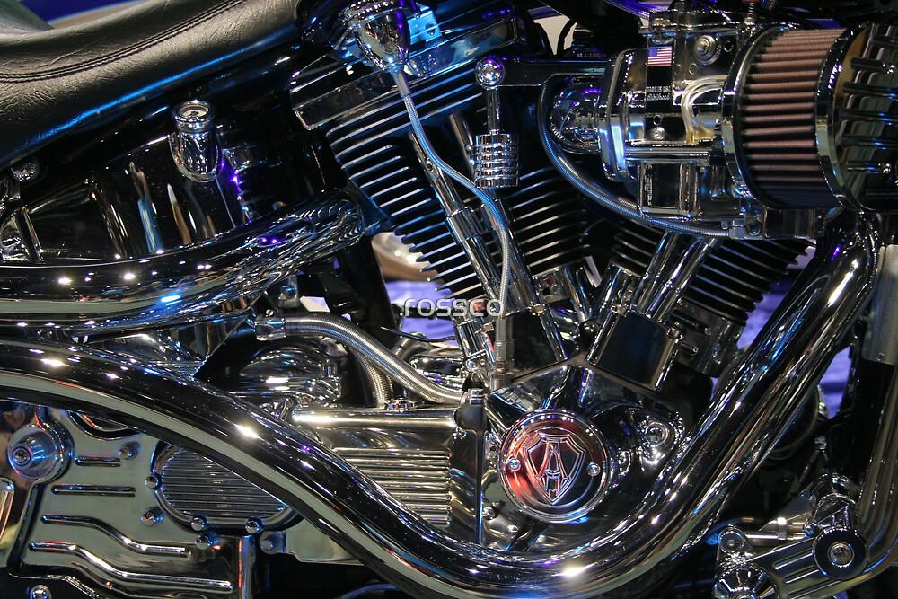 Harley Chrome by rossco