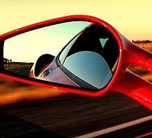 Ferrari F430 Mirror by Ash Simmonds