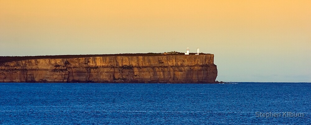 Point Perpendicular - Jervis Bay by Stephen Kilburn
