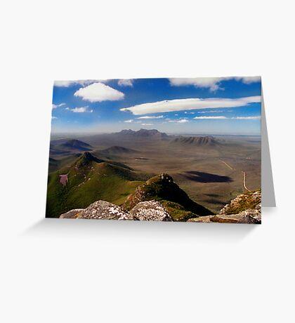 Stirling Ranges - Western Australia Greeting Card
