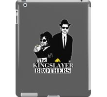 'The Kingslayer Brothers' iPad Case/Skin