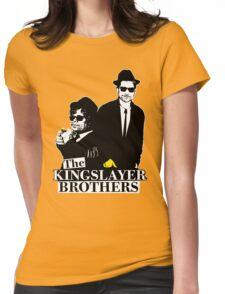 'The Kingslayer Brothers' Womens Fitted T-Shirt