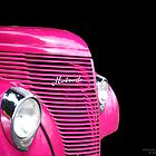 Pink Hotrod by Bailey Designs