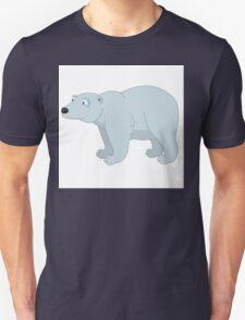 Adorable cartoon polar bear T-Shirt
